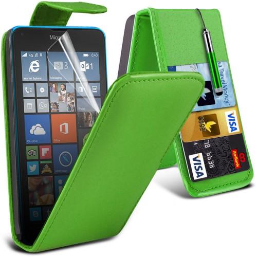 Flip Θήκη Microsoft Lumia 640 (001-116-646) - OEM