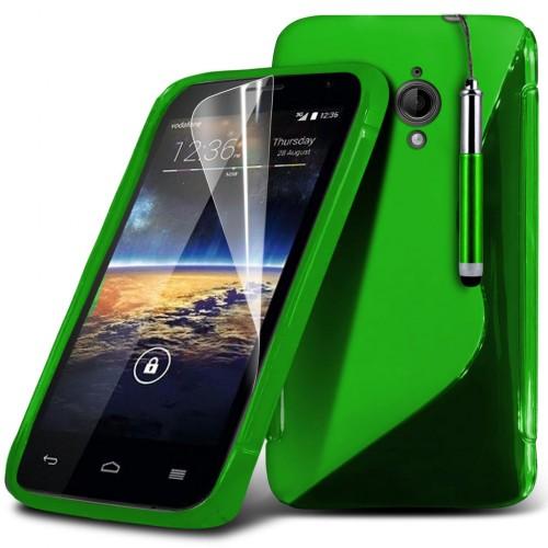 Ημιδιάφανη Θήκη Vodafone Smart 4 Turbo (018-004-400) - OEM