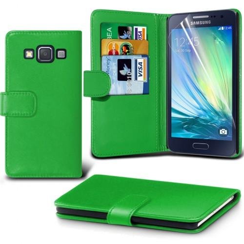 Θήκη Samsung Galaxy A3 - Πορτοφόλι (001-002-509) - OEM