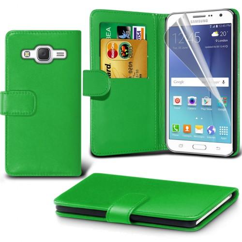 Θήκη Samsung Galaxy J7 (2015) - Πορτοφόλι (7618) - OEM