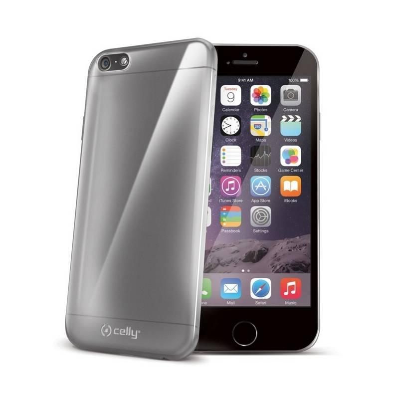 Celly Θήκη Σιλικόνης iPhone 8/7 - Transparent (GELSKIN800)