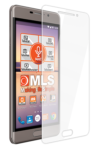 Protective Film Μεμβράνη Προστασίας Screen Protector MLS MX 4G (11.QU.520.054)