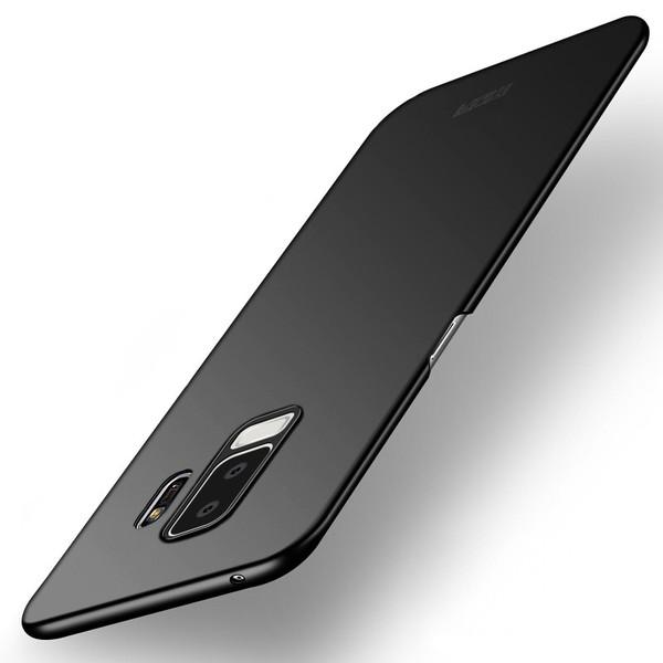Mofi Super Slim Σκληρή Θήκη Hard PC Samsung Galaxy S9 Plus - Black (12579)