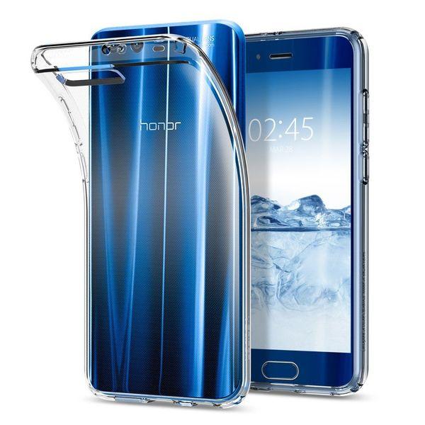 Spigen Θήκη Liquid Crystal Honor 9 - Crystal Clear (L17CS21993)