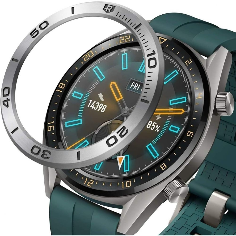 Ringke Bezel Styling Huawei Watch GT 2 46mm - Silver (HW-GT2-46-01)