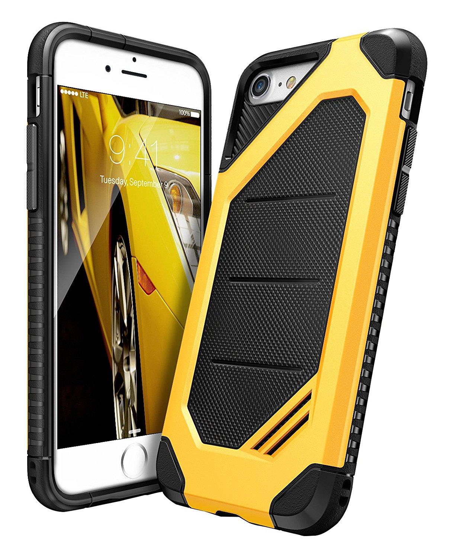 Ringke Max Bumblebee Θήκη  iPhone 8 / 7 - Black/Yellow