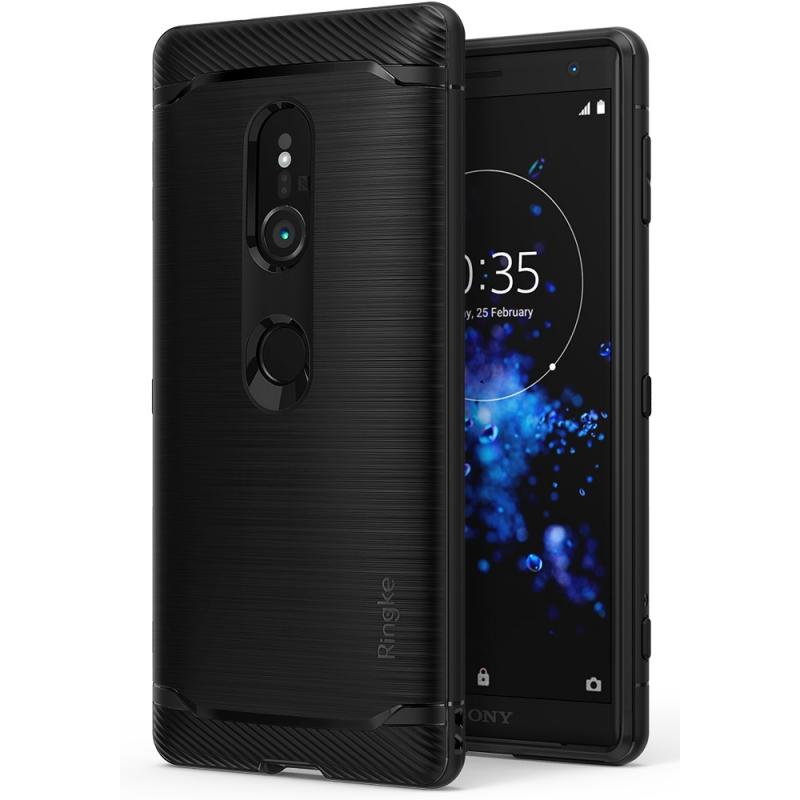 Ringke Onyx Θήκη Sony Xperia XZ2 - Black (13005)