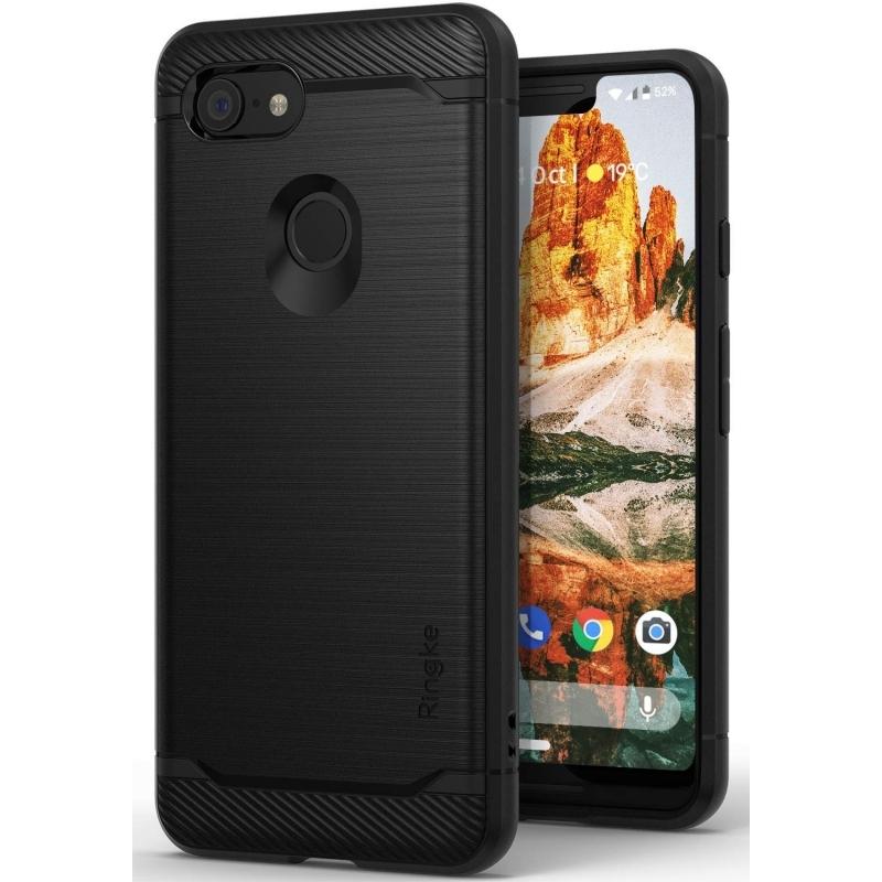 Ringke Onyx Θήκη Google Pixel 3 XL - Black (14698)