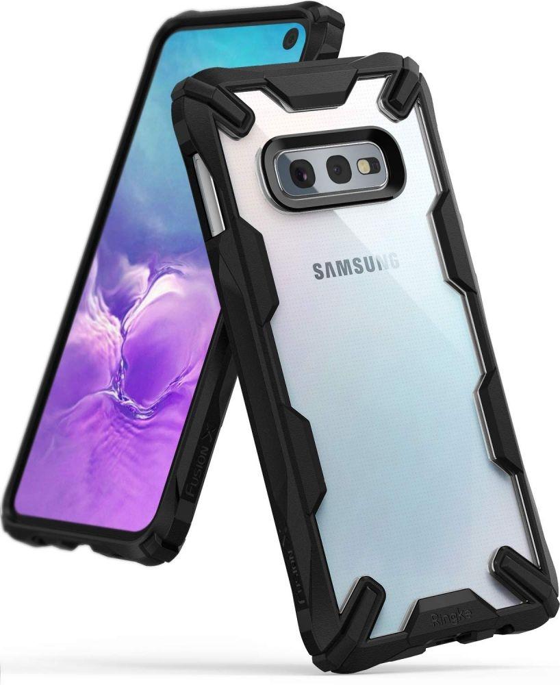 Ringke Fusion-X Θήκη Samsung Galaxy S10e - Black (45598)