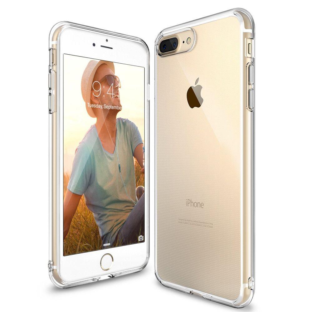 Ringke (Air) Διάφανη Θήκη Σιλικόνης iPhone 8 Plus / iPhone 7 Plus (8575)