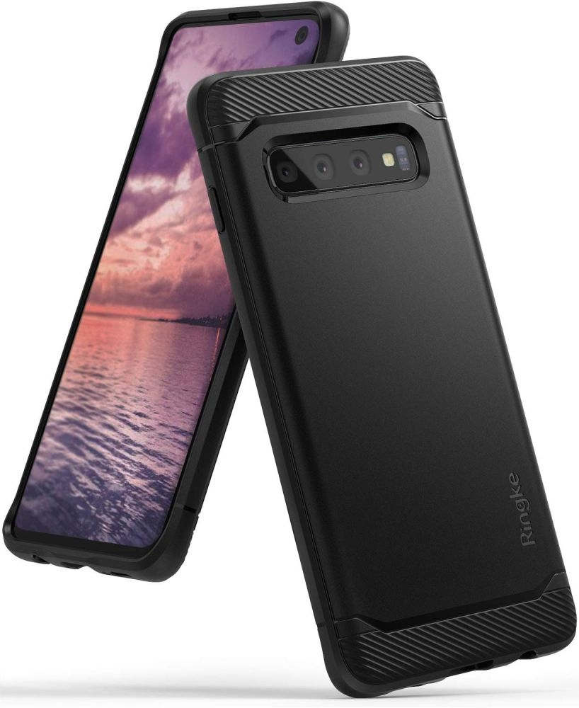 Ringke Onyx Θήκη Samsung Galaxy S10 - Black (45593)