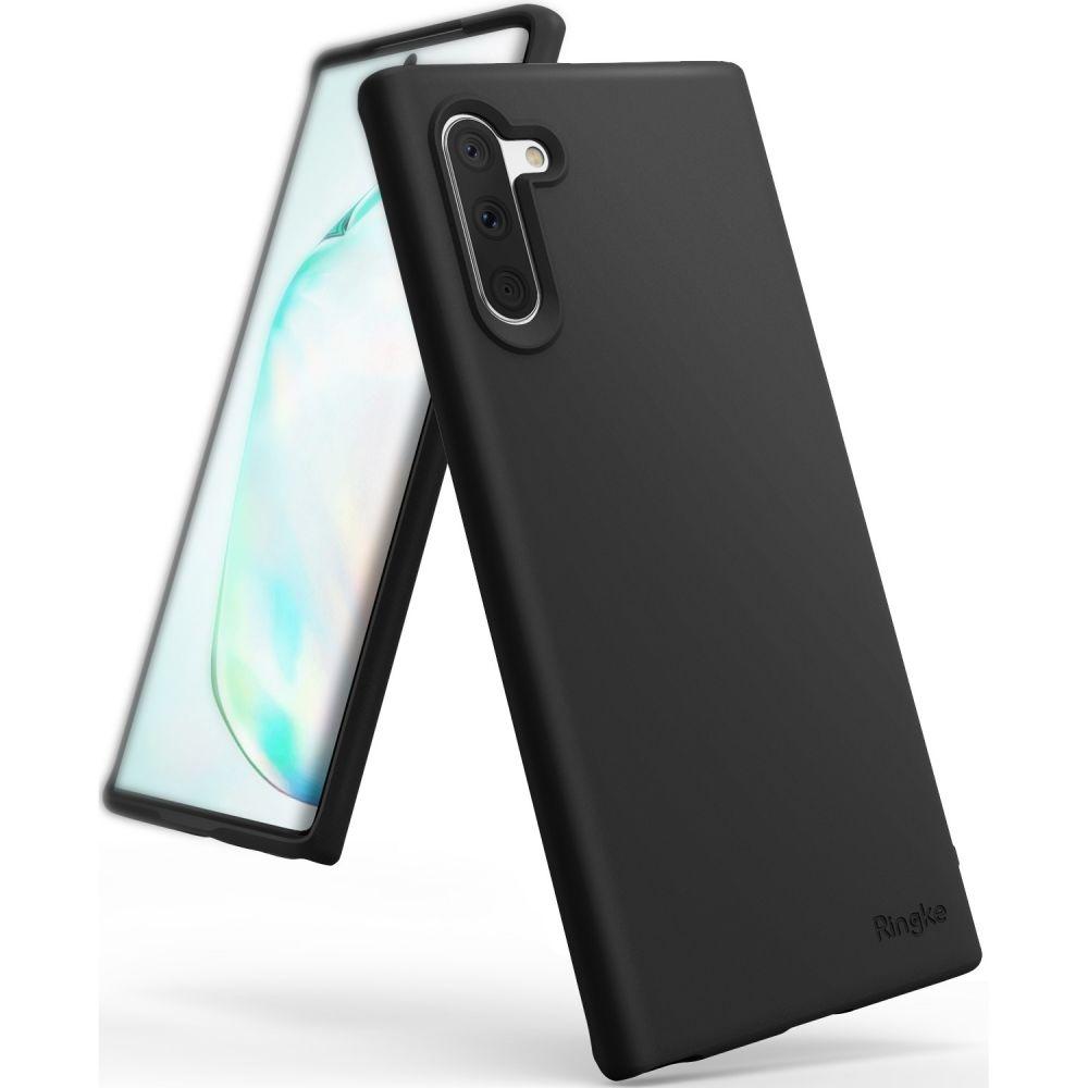 Ringke Air S Θήκη Σιλικόνης Samsung Galaxy Note 10 - Black (51649)
