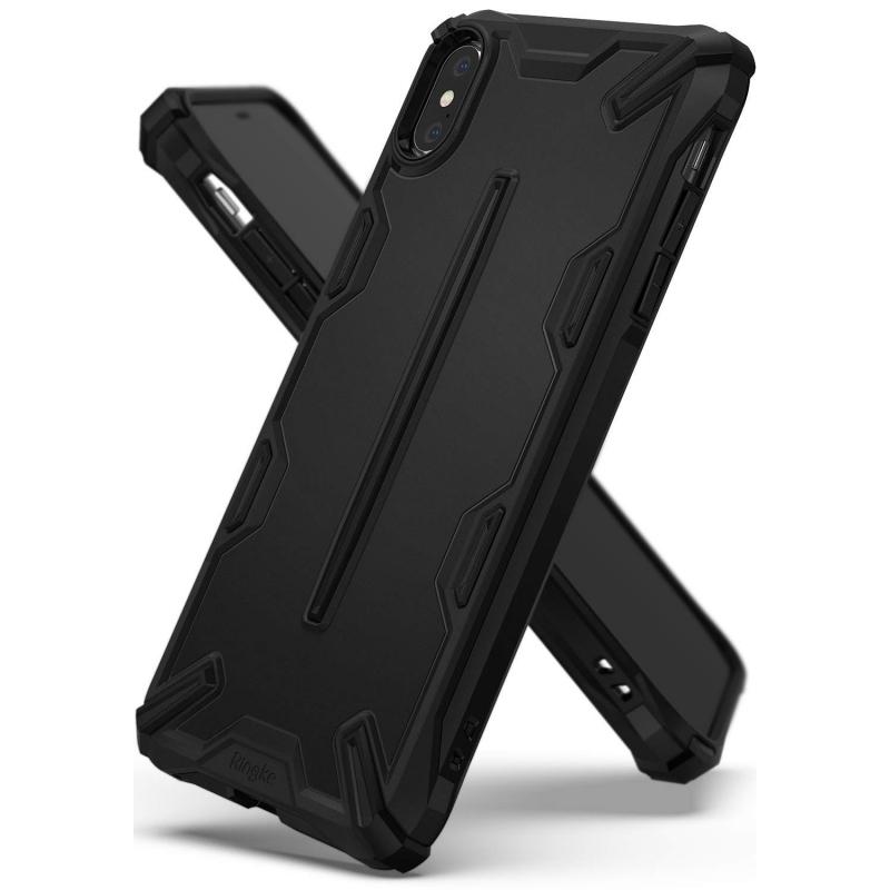 Ringke Dual X Θήκη iPhone XS Max - Black (14397)