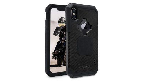 Rokform Rugged Θήκη iPhone X / XS - Black (303701)