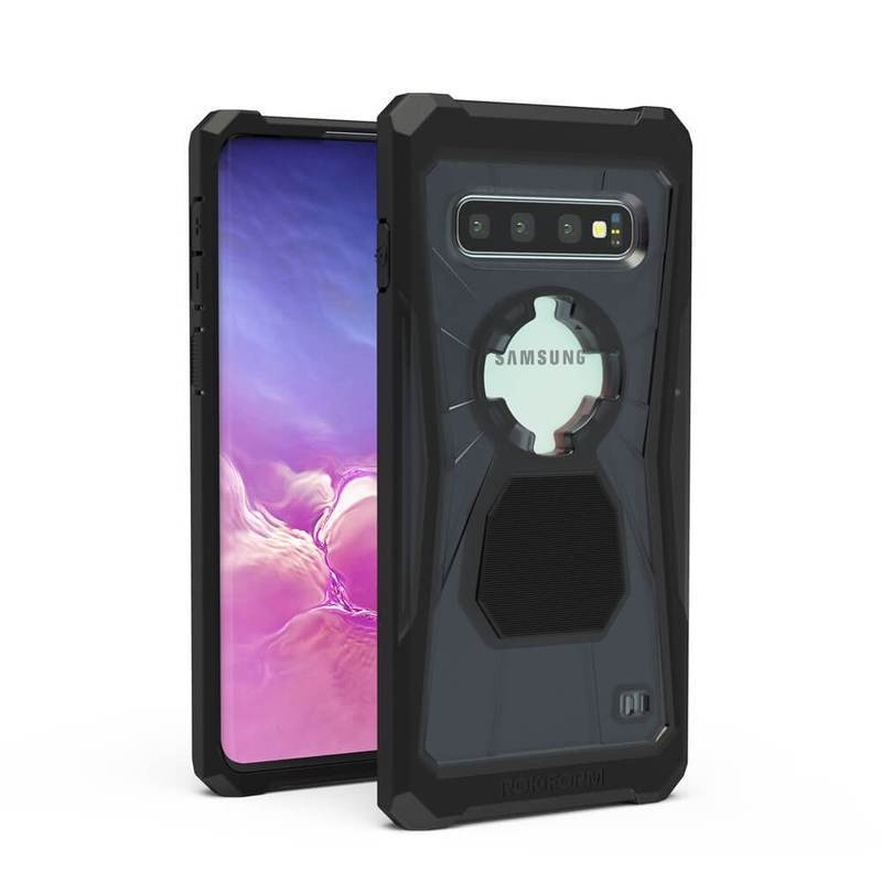 Rokform Rugged S Θήκη Samsung Galaxy S10 - Black (305601P)
