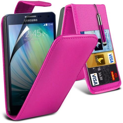 Flip Θήκη Samsung Galaxy A3 (001-002-314) - OEM