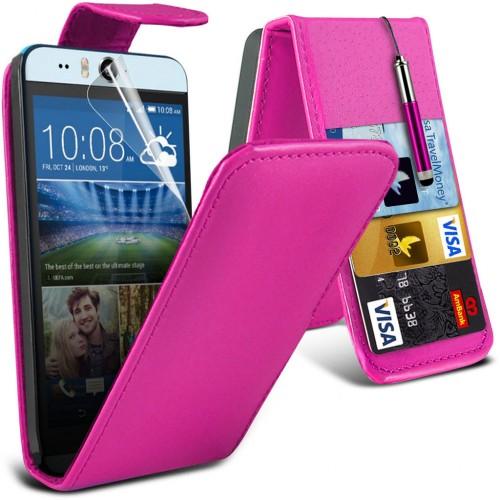 Flip Θήκη HTC Desire 820 (001-028-822) - OEM