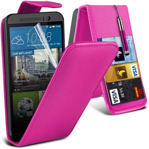Flip Θήκη HTC One M9 Plus (001-028-004) - OEM