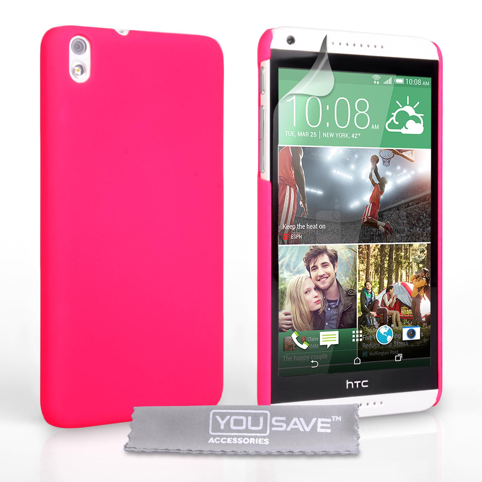 Θήκη HTC Desire 816 by YouSave (Z390)