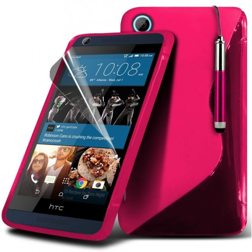 Ημιδιάφανη Θήκη HTC Desire 626 (018-028-026) - OEM