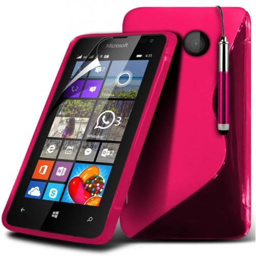 Θήκη Microsoft Lumia 435 (018-116-436) - OEM