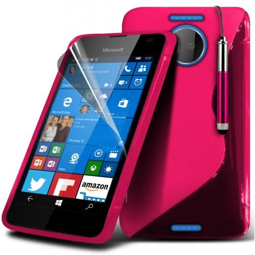 Θήκη Microsoft Lumia 550 (018-116-555) - OEM