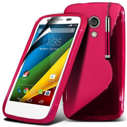 Θήκη Motorola Moto Ε 2nd Gen (018-003-302) - OEM