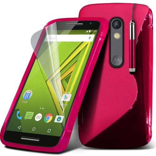 Θήκη Motorola Moto X Play (018-003-103) - OEM
