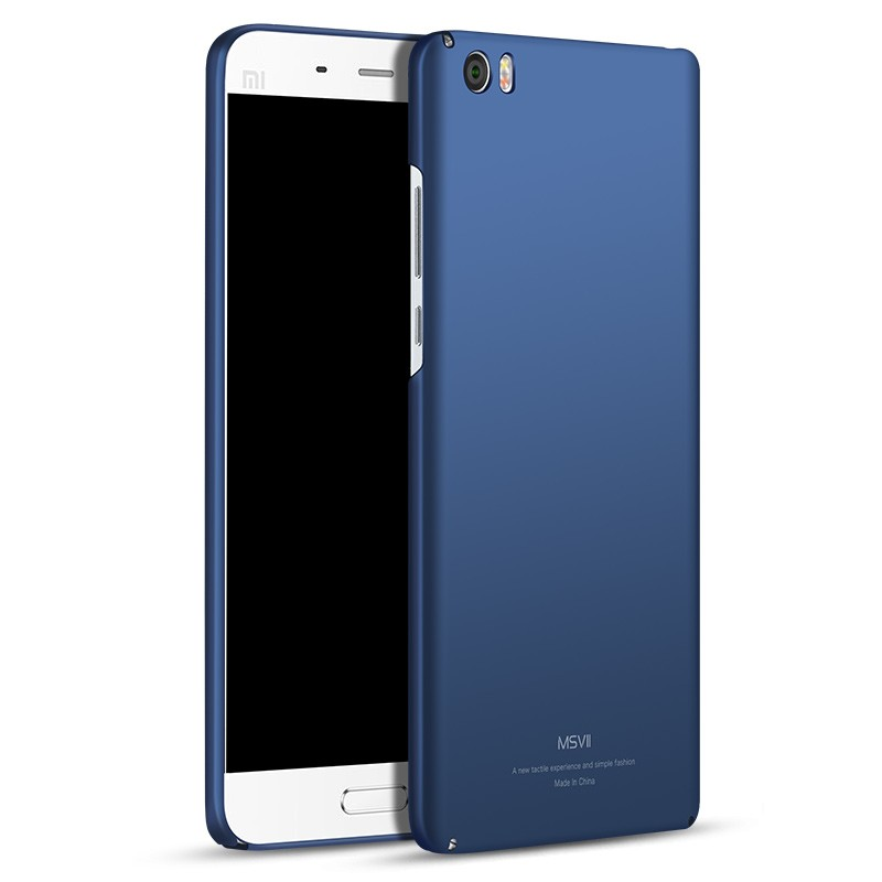 MSVII Super Slim Σκληρή Θήκη PC Xiaomi Mi 5 - Blue (MS7038BLU)