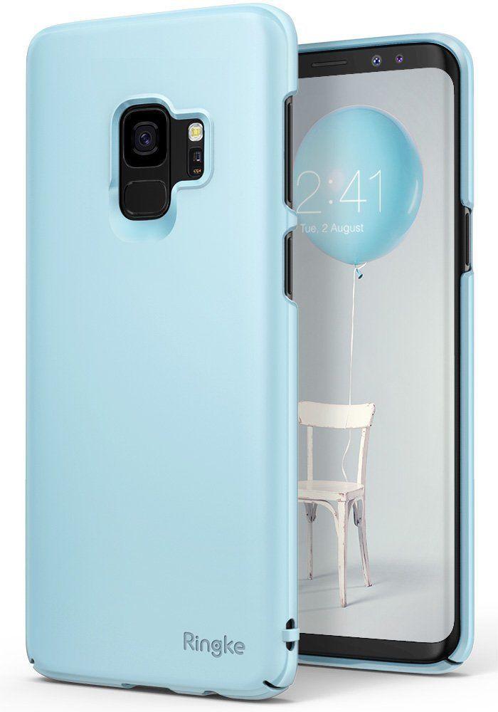 Ringke Slim Θήκη Samsung Galaxy S9- Sky Blue (RGK653BLU)