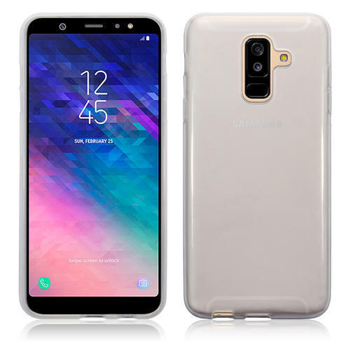 Terrapin Θήκη Σιλικόνης Samsung Galaxy A6 Plus 2018 - Clear (118-002-696)