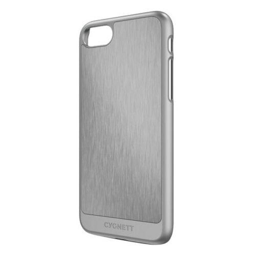 Cygnett Θήκη UrbanShield Carbon Fibre iPhone 7 - Gunmetal Silver (CY1969CPURB)