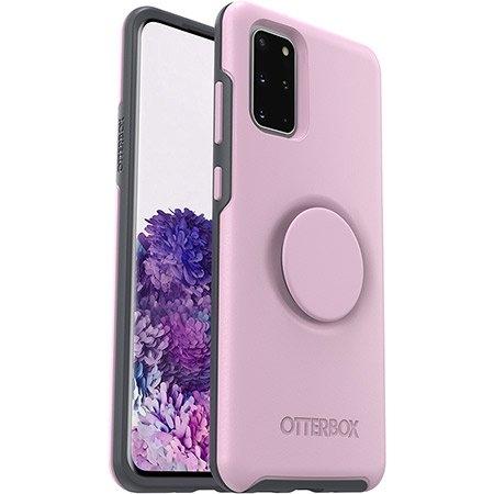 Otterbox Symmetry POP PopSockets Series - Θήκη Samsung Galaxy S20 Plus - Pink (77 64184)