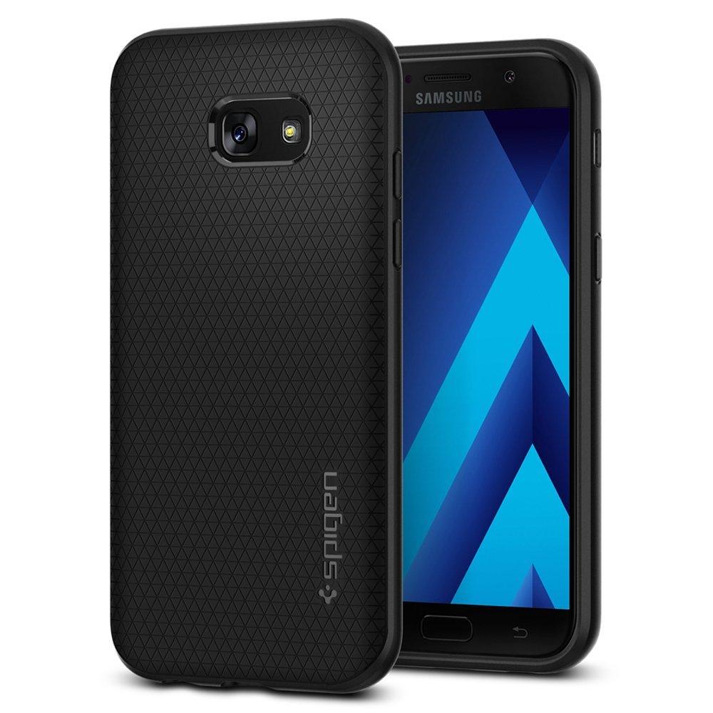 Spigen Θήκη Liquid Armor Samsung Galaxy A5 2017 - Black (573CS21143)