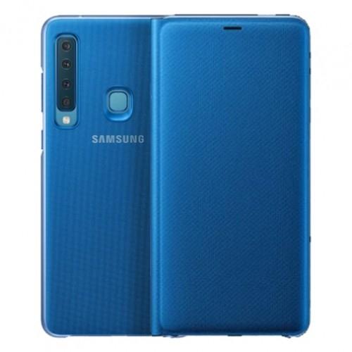 Official Flip Wallet - Θήκη Samsung Galaxy A9 2018 - Blue (EF-WA920PLEGWW)