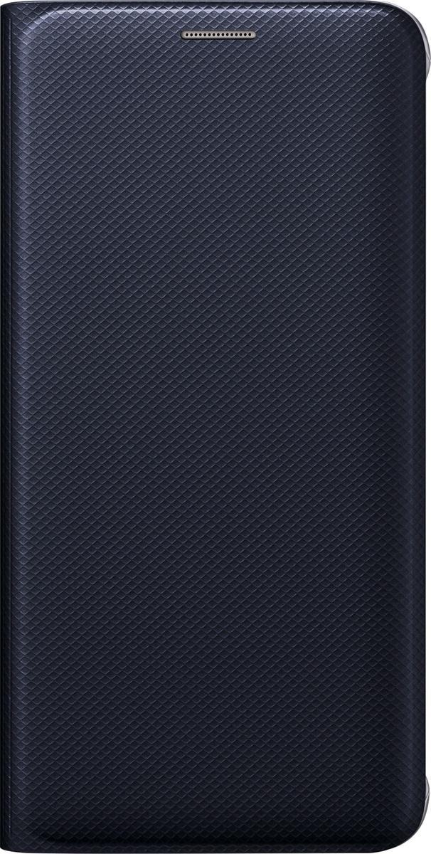 Official Flip Wallet - ΘήκηSamsung Galaxy S6 Edge Plus - Blue (EF-WG928PBEGWW)