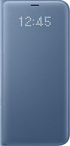 Official Samsung LED View Cover Galaxy S8 Plus - Blue (EF-NG955PLEGWW)