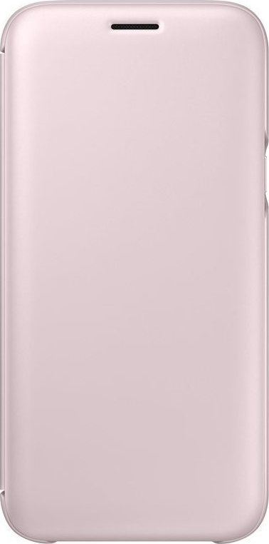 Samsung Official Flip Wallet - Θήκη Samsung Galaxy J5 2017 - Pink (EF-WJ530CPEGWW)