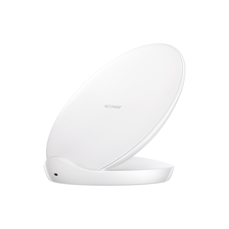 Samsung Wireless Fast Charger  Stand - Ασύρματος Φορτιστής Qi - White (EP-N5100BWEGWW)