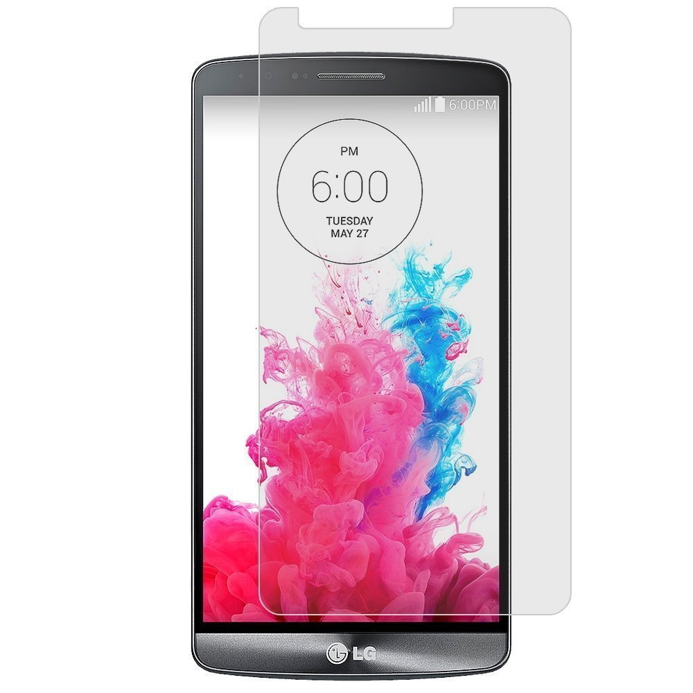 Αντιχαρακτικό Γυάλινο Screen Protector LG G3 - OEM (9517)