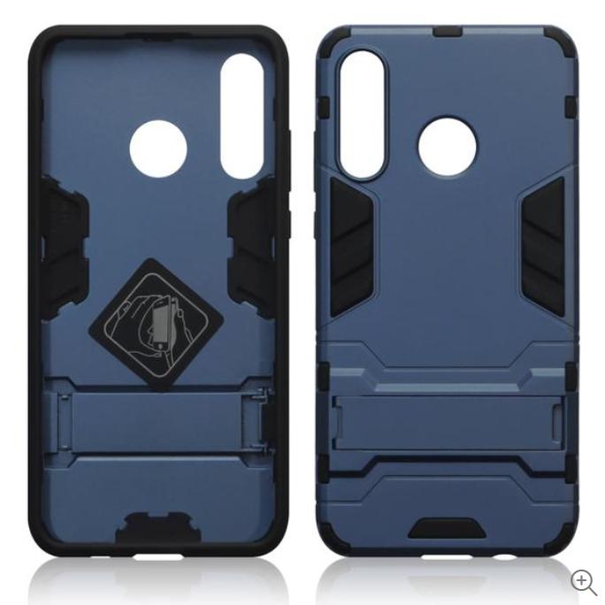 Terrapin Ανθεκτική Dual Layer Θήκη Huawei P30 lite - Blue (131-083-112)