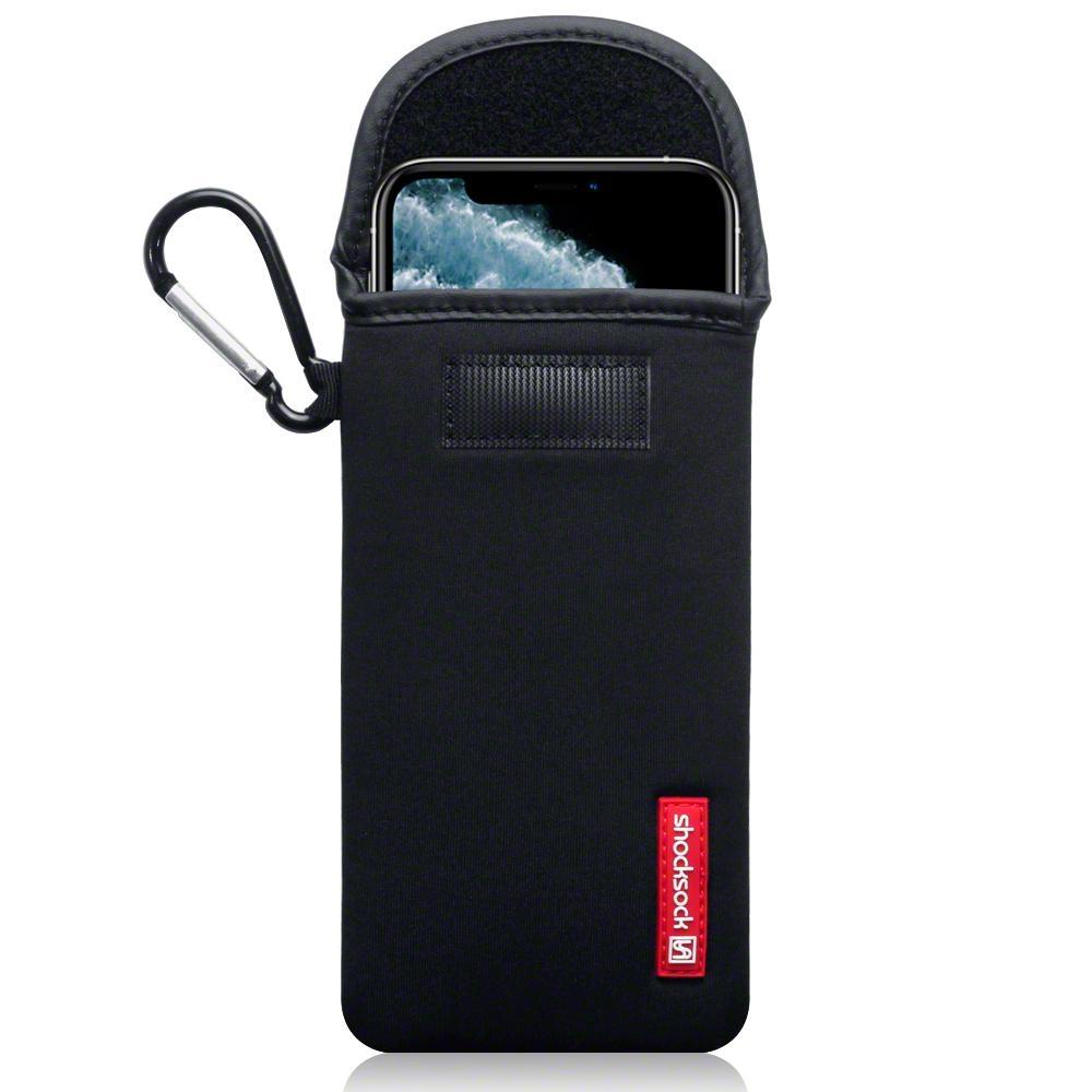 Shocksock Θήκη - Πουγκί iPhone 11 Pro Max - Black (121-131-001)