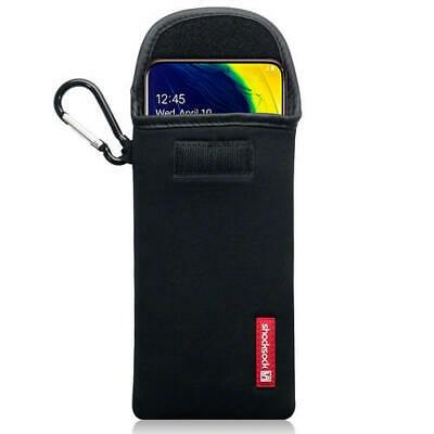 Shocksock Θήκη - Πουγκί Samsung Galaxy A80 - Black (121-002-059)