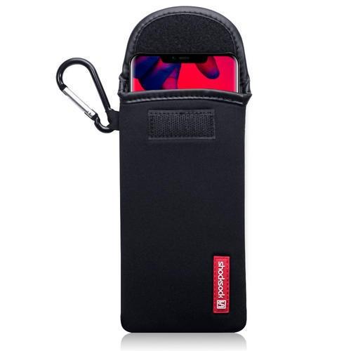 Shocksock Θήκη - Πουγκί Huawei Mate 20 Pro - Black (121-083-018)