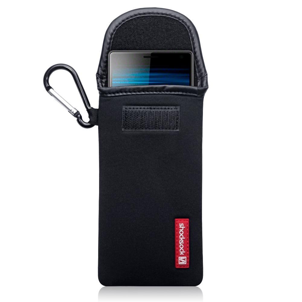 Shocksock Θήκη - Πουγκί Sony Xperia 10 - Black (121-005-040)