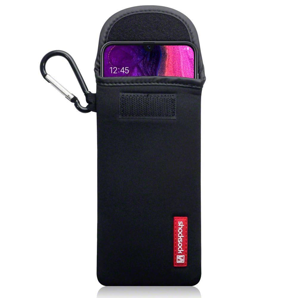 Shocksock Θήκη - Πουγκί Samsung Galaxy A50 - Black (121-002-056)