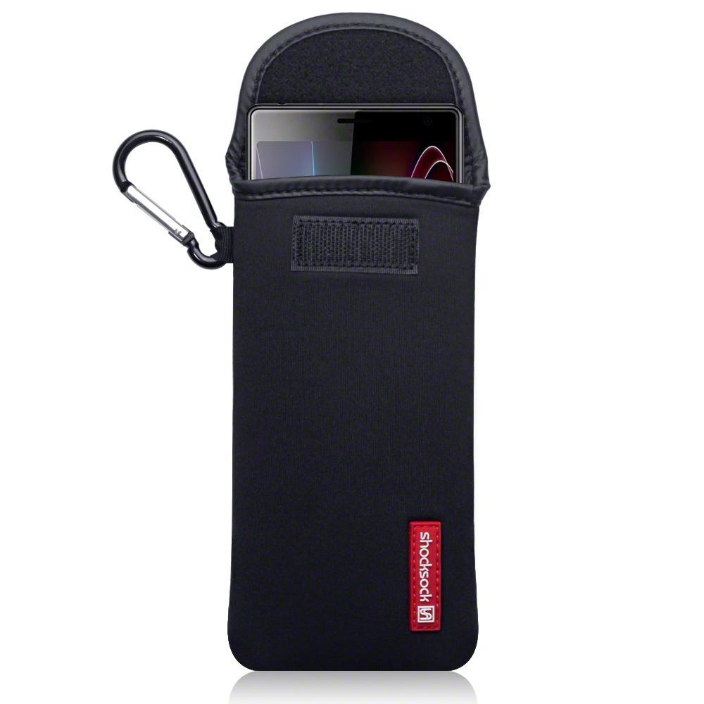 Shocksock Θήκη - Πουγκί Sony Xperia 10 Plus - Black (121-005-041)