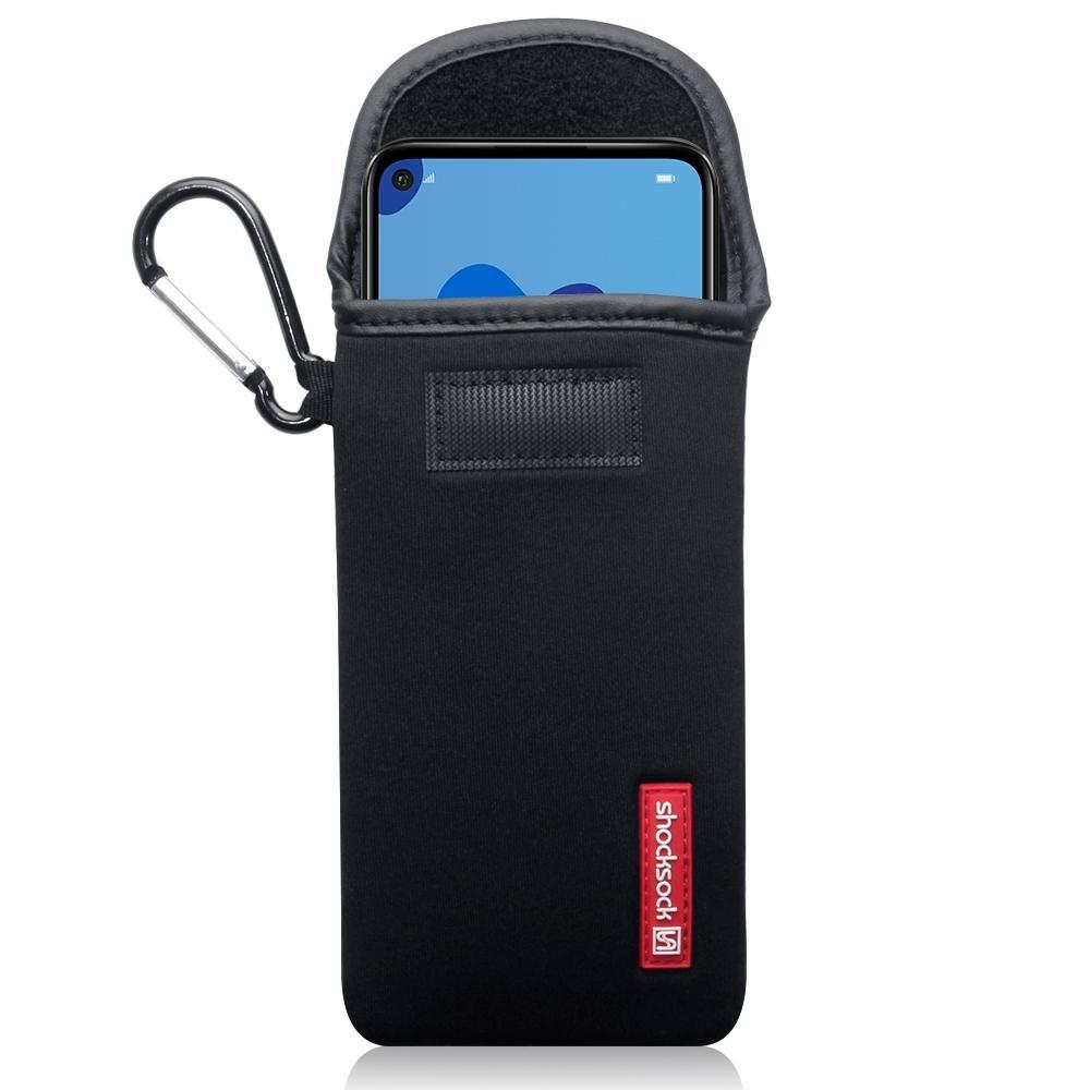 Shocksock Θήκη - Πουγκί Huawei Mate 30 Lite - Black (121-083-024)