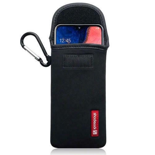 Shocksock Θήκη - Πουγκί Samsung Galaxy A20e - Black (121-002-060)