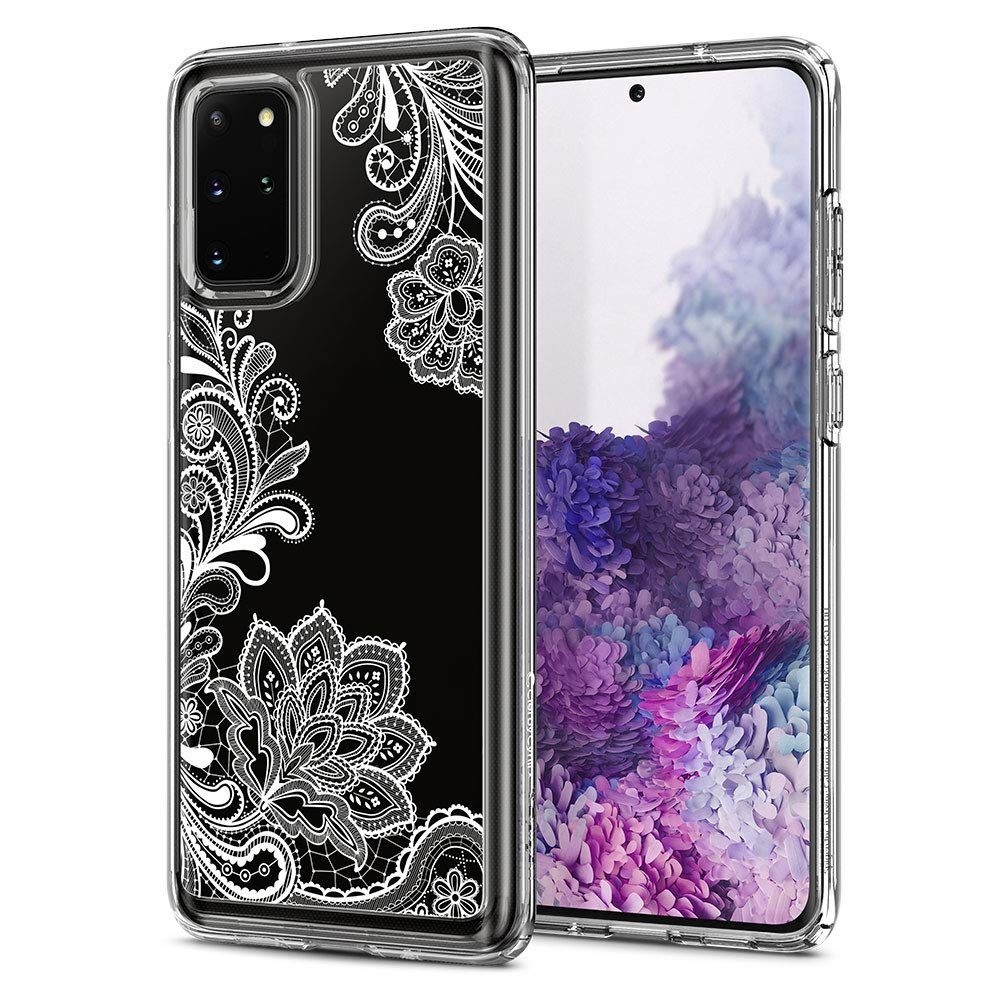 Spigen Θήκη Ciel Samsung Galaxy S20 Plus - White Mandala (ACS00764)